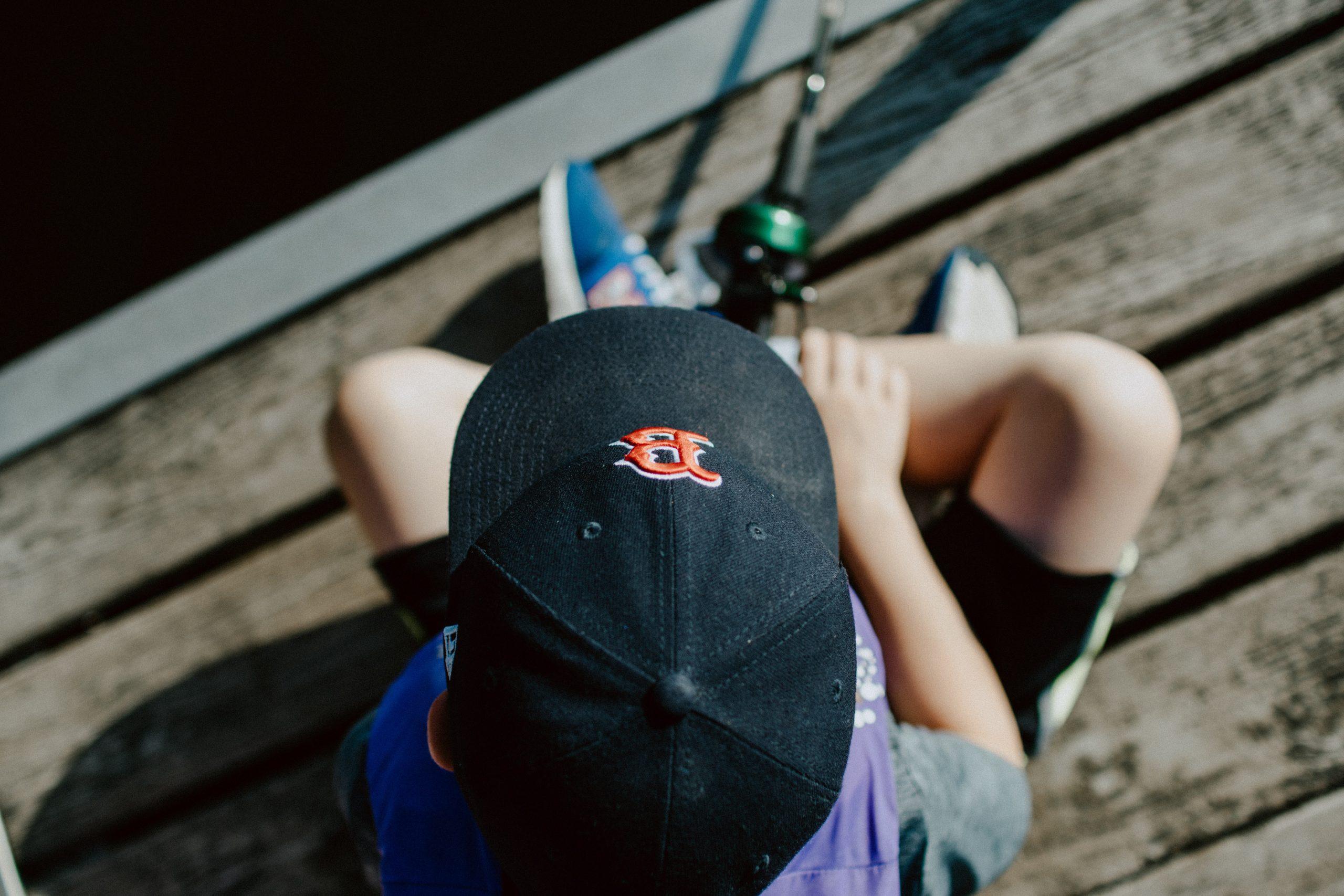 pic of boy fishing by kelly sikkema on Unsplash